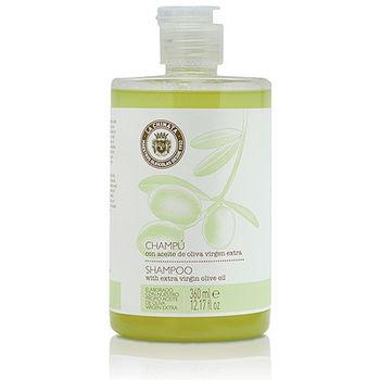 【LA CHINATA 希那塔】極緻經典橄欖洗髮乳360ml