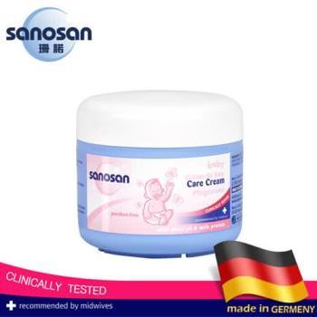 德國sanosan珊諾-寶寶護膚霜150ml
