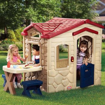 【Weplay】Little Tikes 野餐遊戲屋 3200403U