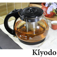 ~Kiyodo~公爵玻璃壺(GL ^#45 005)1.7L 泡茶壺 ^#47 咖啡壺