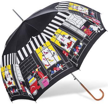 rainstory雨傘-Shopping抗UV自動開直骨傘