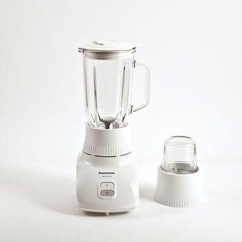 『Panasonic』 ☆ 國際牌 玻璃杯果汁機+乾濕兩用玻璃研磨杯 MX-GX1061