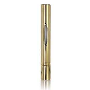 法國巴黎Caseti 香水瓶-金色 - 法國原廠 時尚輕便 鑲嵌SWAROVSKI水鑽