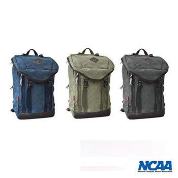 NCAA 登山/旅遊 帆布後背包 (共三色)