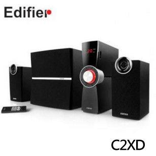 EDIFIER 漫步者 C2XD 多媒體三件式喇叭