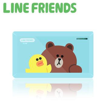 LINE FRIENDS 多功能Combo ATM讀卡機-繽紛好友(LN-R02)