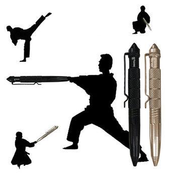 B02高質感鎢鋼頭防身筆(書寫/攻擊頭)