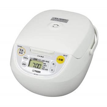 【TIGER虎牌】10人份微電腦炊飯電子鍋 JBV-S18R