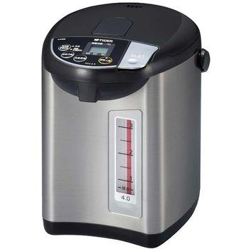 【TIGER虎牌】4.0L微電腦大按鈕熱水瓶 PDU-A40R