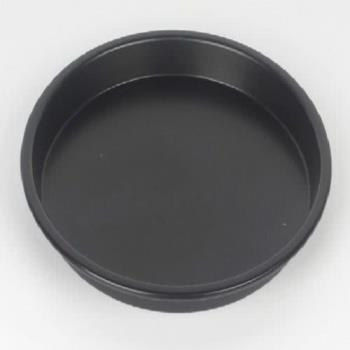 [協貿國際]披薩盤10寸圓形不粘模固底披薩盤硬模pizza盤烤盤