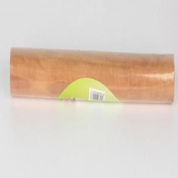 [協貿國際]烘焙工具展藝木製擀麵杖實木壓面棍麵包披薩餅餃子皮擀麵棍2入