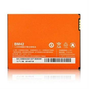 【XIAOMI 小米】BM42 紅米 Note 原廠電池