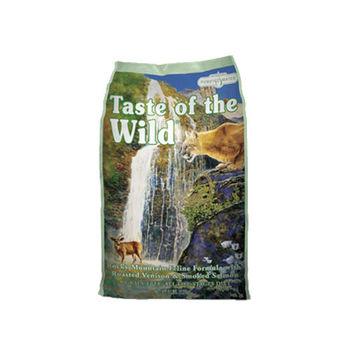 【Taste of the wild】海陸饗宴 洛磯山鮭魚鹿肉 貓糧 5磅 X 1包