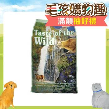 【Taste of the wild】海陸饗宴 洛磯山鮭魚鹿肉 貓糧 15.5磅 X 1包