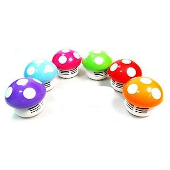 [Rubyberry]香菇/蘑菇吸塵器(六入一組 不挑款 ) FCN001-006