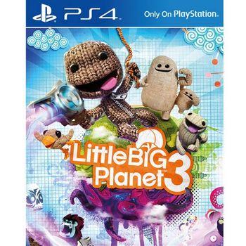 PS4遊戲 小小大星球 3-中文版(專)