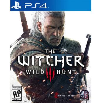 PS4遊戲 巫師 3:狂獵 - 亞洲中文版