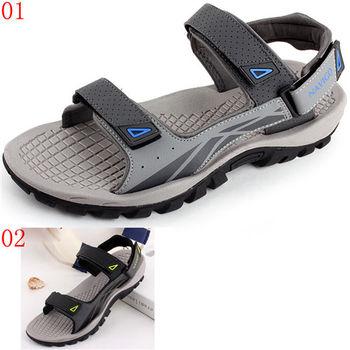 (預購)諾喀索RAKASO款3068口2016新款時尚男涼鞋夏季潮流男士沙灘鞋越南防滑戶外休閒運動涼鞋(JHS杰恆社)