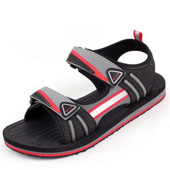 (預購)諾喀索RAKASO款55502越南平仙戶外休閒男涼鞋新款沙灘鞋夏季厚底中老年防滑男士涼鞋(JHS杰恆社)