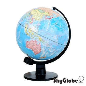 SkyGlobe 12吋發光塑膠底座地球儀