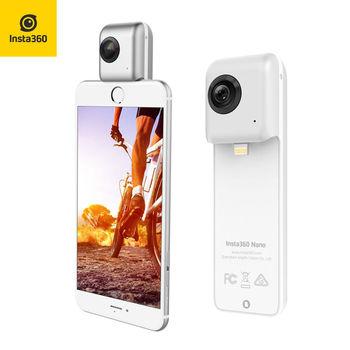 Insta360 360°全景相機 INSTA 360 Nano 全景攝影機 VR相機 iPhone 7 / 6s / 6 專用 (公司貨)
