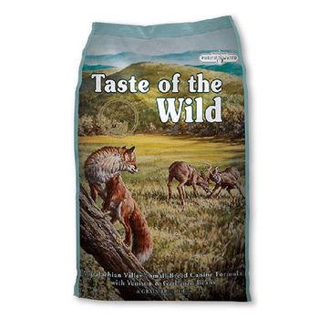 【Taste of the wild】海陸饗宴 阿帕拉契鹿肉鷹嘴豆 小顆粒 犬糧 6公斤 X 1包