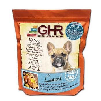 【GHR】健康主義 紐西蘭 無穀原野鴨肉 犬糧 1.81公斤 X 1包