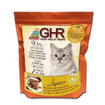 【GHR】健康主義 紐西蘭 無穀放牧羊肉 貓糧 1.81公斤 X 1包