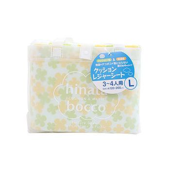 日本Hinata Bocco 萬用野餐墊(四葉幸運草)