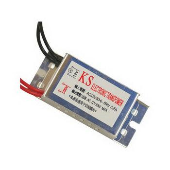 【KS】220V/60Hz轉12V/50W電子變壓器(1入)