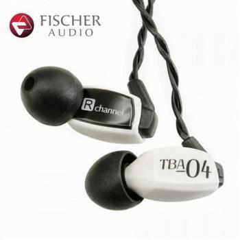 Fischer Audio 電樞系列 TBA-04 耳道式耳機