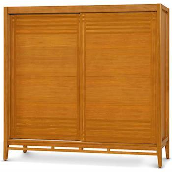 【MY傢俬】自然和風簡約7尺衣櫃