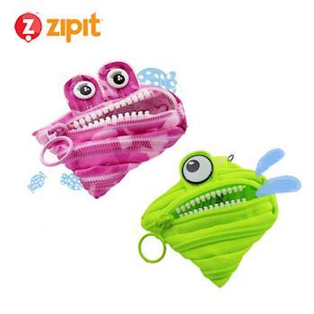 Zipit 怪獸拉鍊包(小)任選兩件組-新色