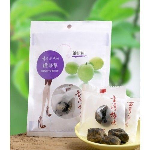 【果乾達人馬湛農場】乳酸酵素暢消梅 5袋入