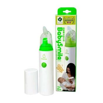 GMP BABY BabySmile 攜帶型電動吸鼻器 (原廠公司貨) 1組JS-302