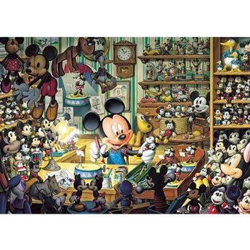 【日本TENYO】迪士尼夜光拼圖-小木偶工作室 500片 D-500-354