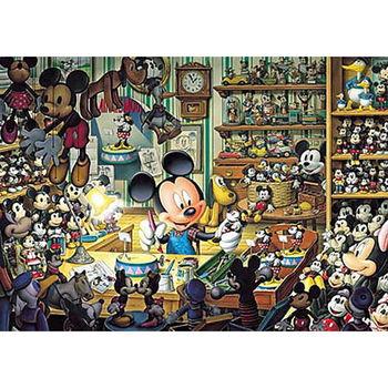 【日本TENYO】迪士尼進口拼圖-米奇玩具工作室 108片 D-108-938