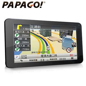 PAPAGO GoPad 7 Wi-Fi 7吋行車記錄聲控導航平板