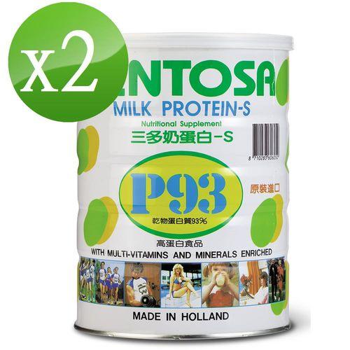 【三多】奶粉系列-奶蛋白P93  2罐組(500g/罐)