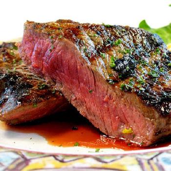 【雲端冰箱799】輝帛肉品 美國PRIME沙朗牛排(230g/片)