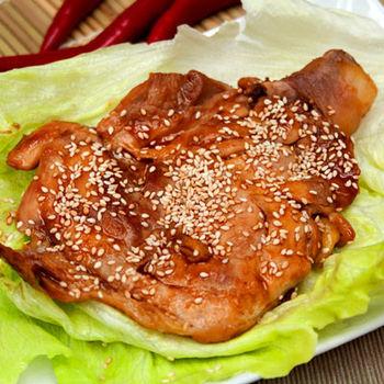 【雲端冰箱799】輝帛肉品 台灣嚴選去骨雞腿(300g/包)