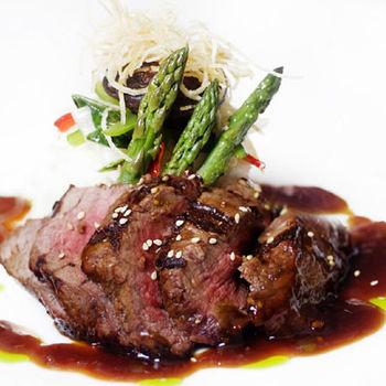 [雲端冰箱799]輝帛肉品 澳洲安格斯黑牛雪花牛排(150g/片)