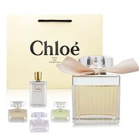 ~ 卡~ Chloe 同名女性淡香精 75ml 贈 紙袋 #43 Chloe小香水2份 #