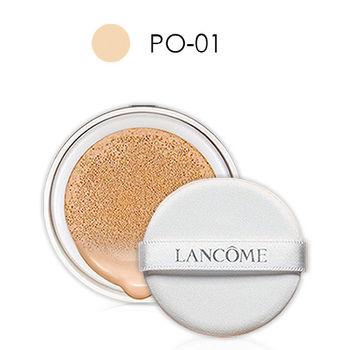 LANCOME 蘭蔻 激光煥白氣墊粉餅 補充蕊 14g PO-01 贈專櫃隨機化妝包