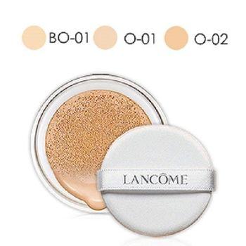 LANCOME 蘭蔻 激光煥白氣墊粉餅 補充蕊 14g B0-01 贈專櫃隨機化妝包