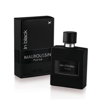 MAUBOUSSIN Pour Lui In Black 夢寶星黑色絕對男性淡香精 100ml