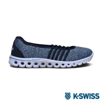 K-Swiss X Lite MJ CMF輕量訓練鞋-女-黑/藍