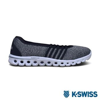 K-Swiss X Lite MJ CMF輕量訓練鞋-女-黑/灰