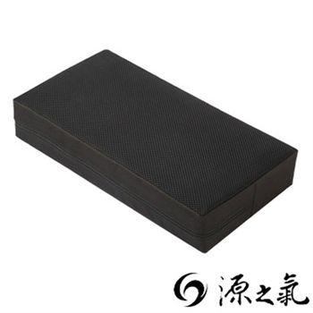【源之氣】銀髮族竹炭硬枕加高墊/二色可選(21*45高9cm)