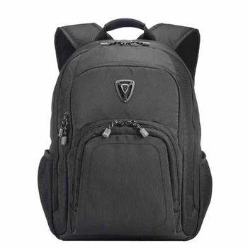 【SUMDEX】PON-394X-SAC 15吋+iPad 雨衝擊電腦後背包 (軍綠/黑色)